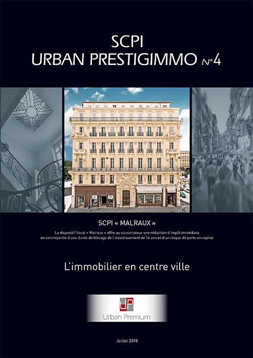 SCPI Urban Prestigimmo 4