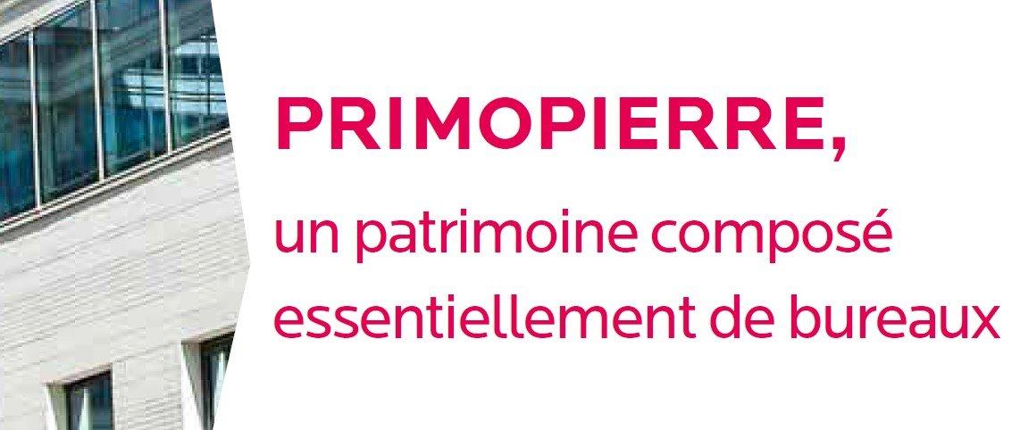 Présentation de la SCPI Primopierre