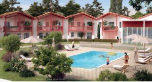 résidence uhaina sur la cote basque pour investir en LMNP et obtenir des revenus défiscalisés