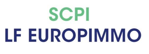 SCPI LF europimmo logo