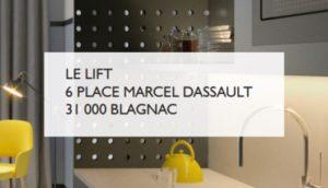 Investir LMNP résidence d'affaires le Lift à Toulouse Blagnac