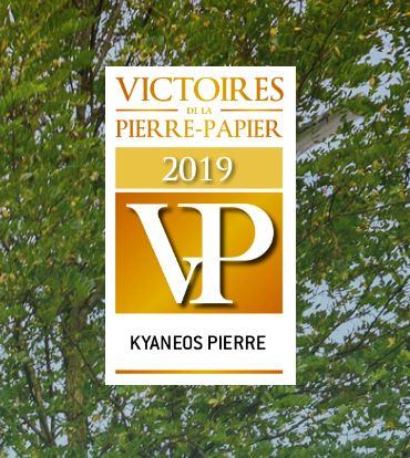 SCPI Kyaneos Pierre prix des victoires de la pierre papier 2019