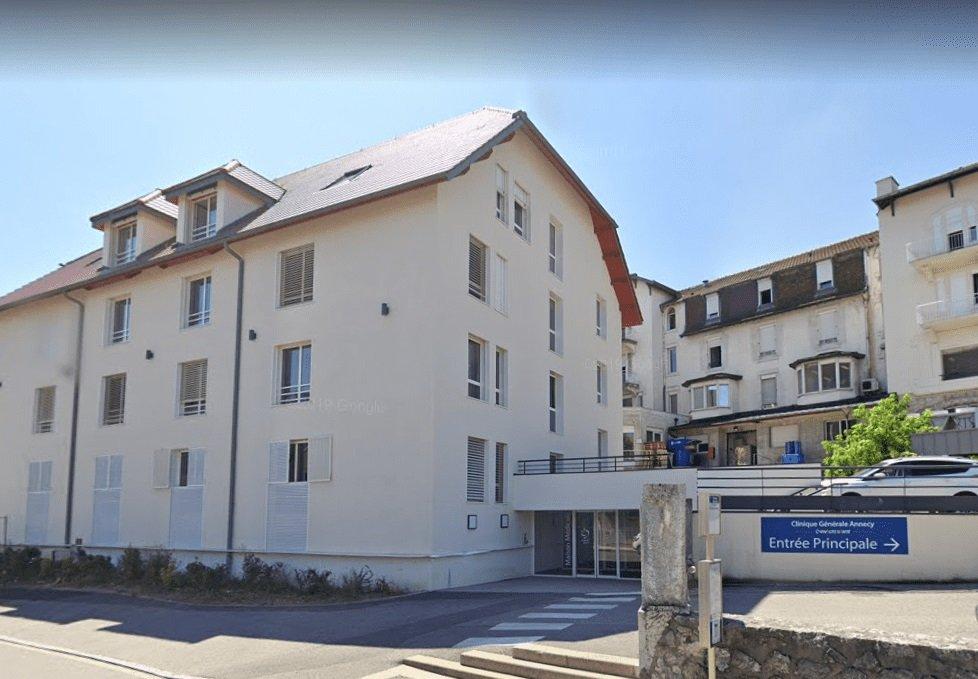 Patrimoine immobilier SCPI Foncière des praticiens Annecy