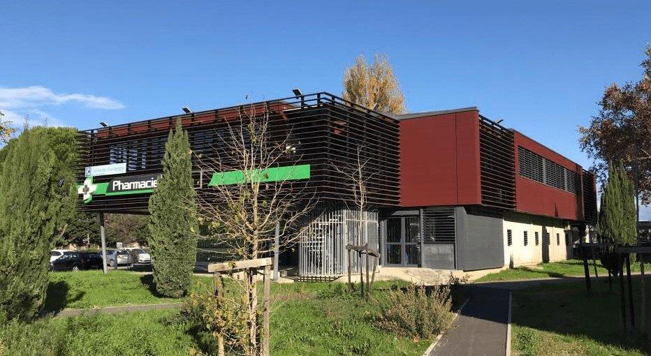 Patrimoine immobilier SCPI Foncière des praticiens Avignon