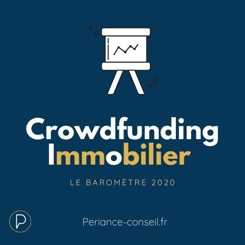 Crowdfunding immobilier bilan du marché en 2020