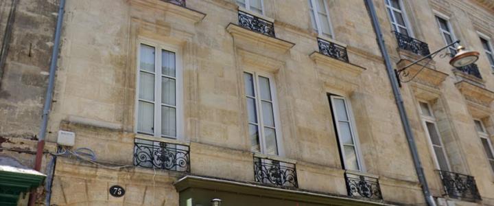 crowdfunding immobilier projet Notre dame Bordeaux