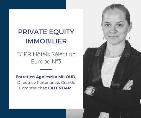 FCPR Hôtels Sélection Europe N°3
