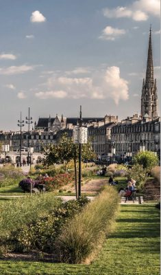 Bordeaux, le charme de la belle pierre