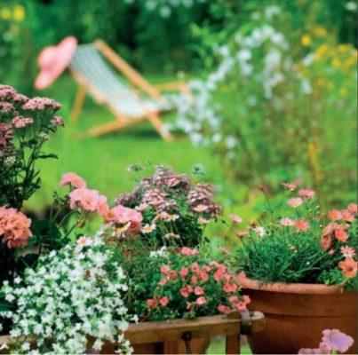 jardin résidence coeur rubis